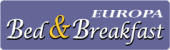 EUROPA BED and BREAKFAST : Réservation de gites et chambres d'hôtes en France